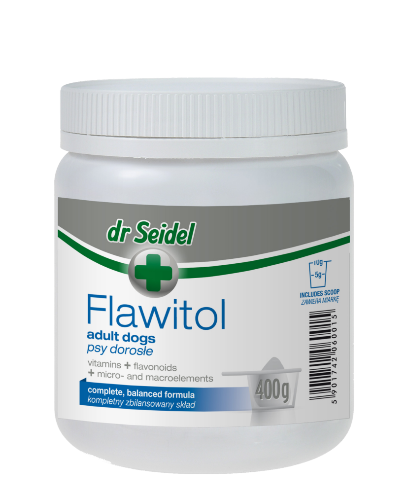 Flawitol for adult dogs (powder)