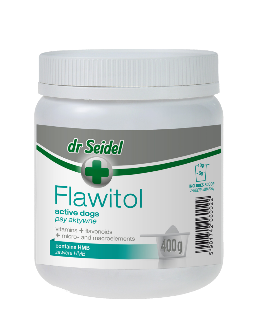 Flawitol with HMB for active dogs