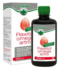 Flawitol Omega Artro improves the condotion of joints