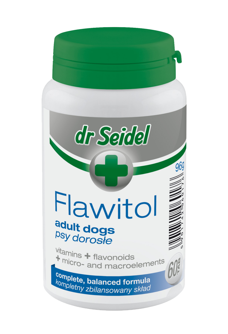 Flawitol for adult dogs (tablets)