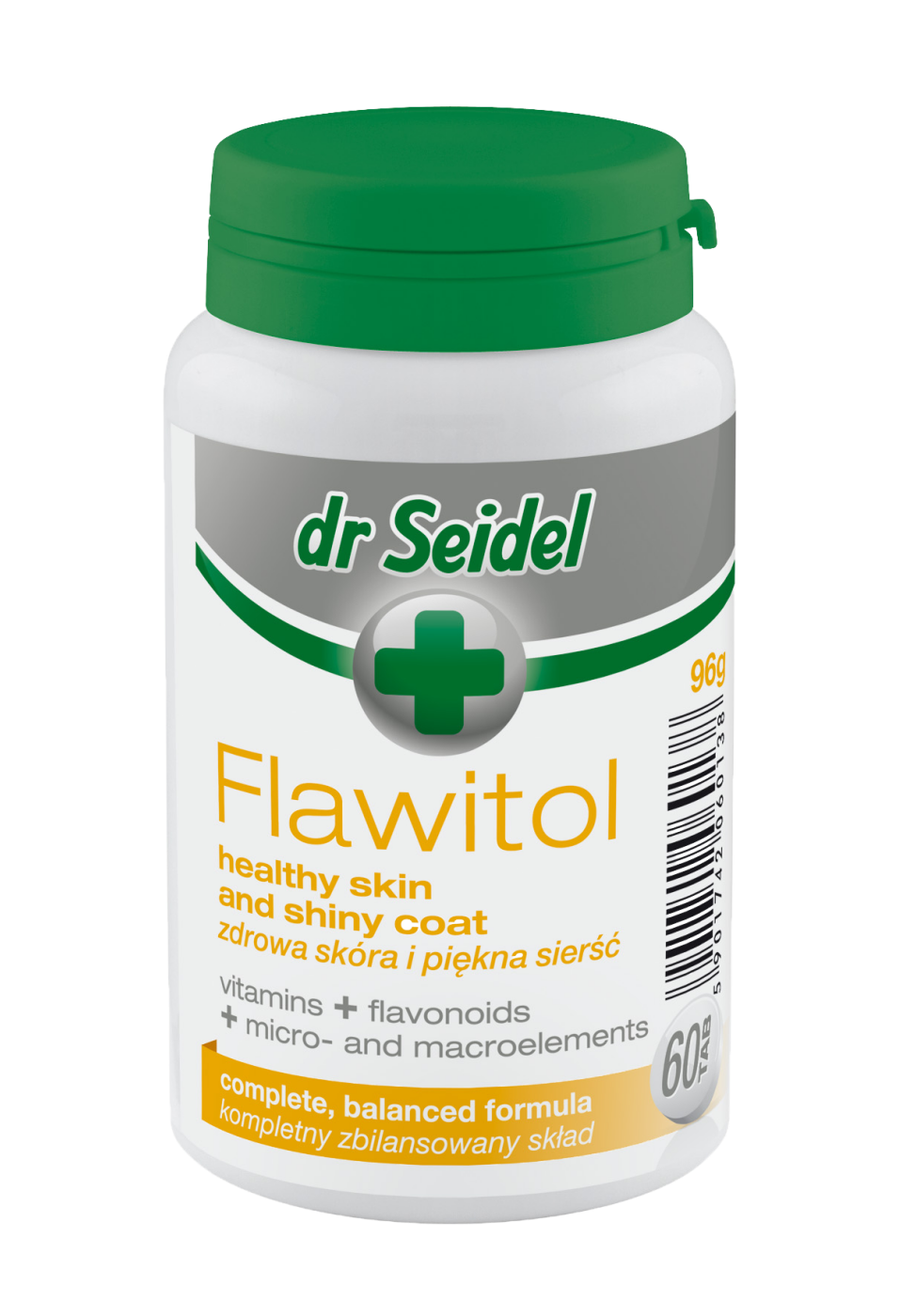 Flawitol for healthy skin and shiny coat (tablets)