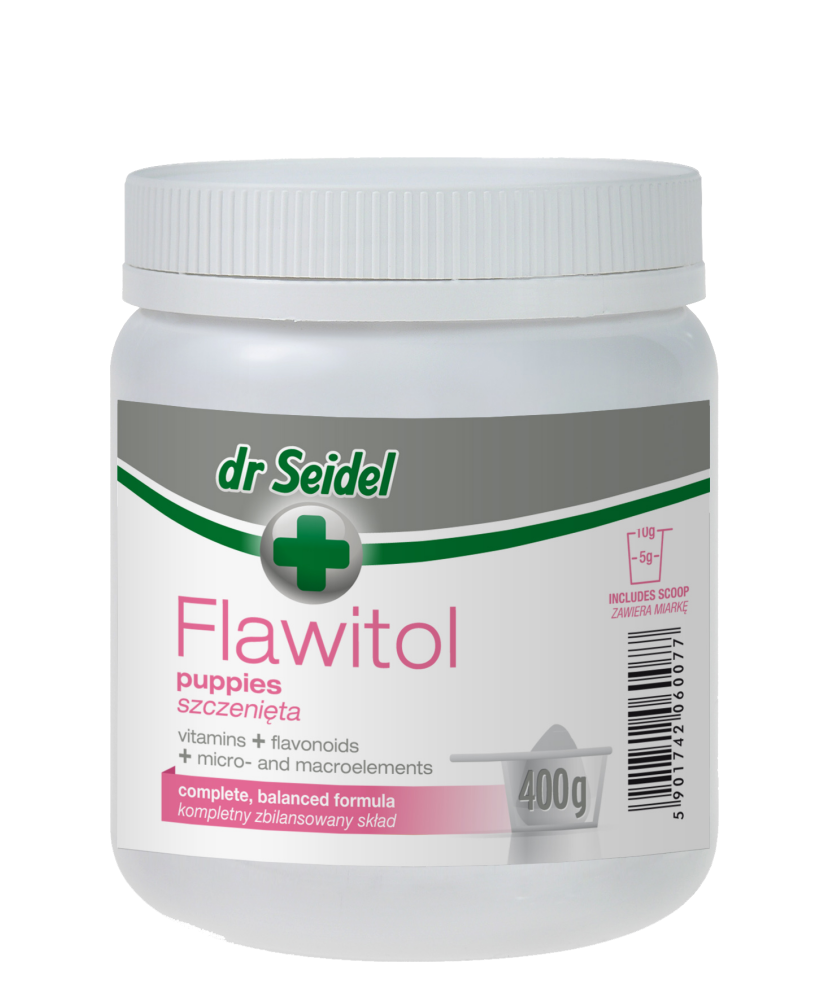 Flawitol for puppies (powder)